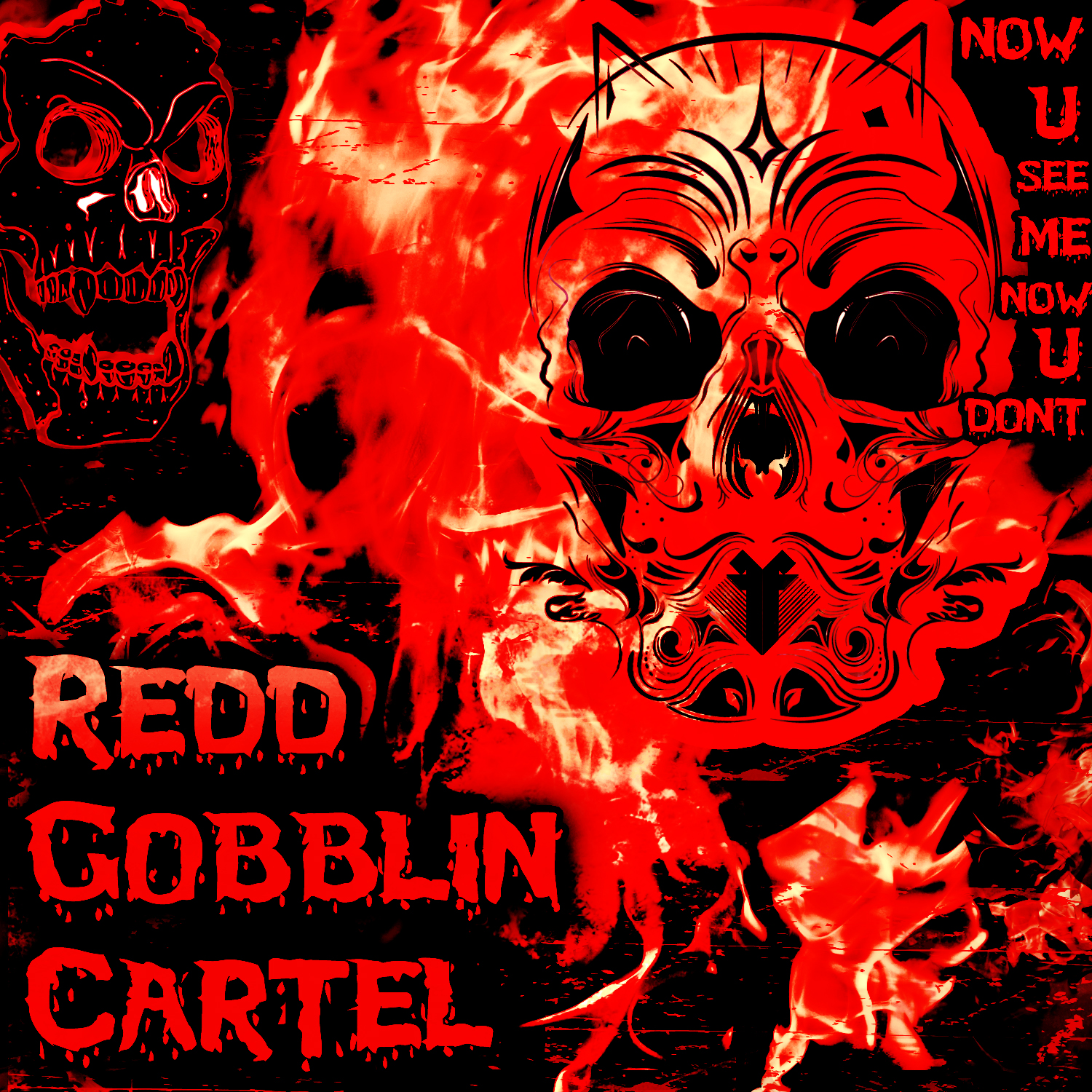 Redd Gobblin Cartel (album cover)
