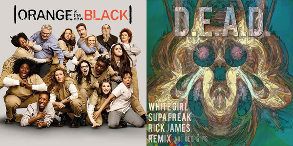 "FS & Ace Geo's ""Dead"" feat. in Netflix Orange Is The New Black"